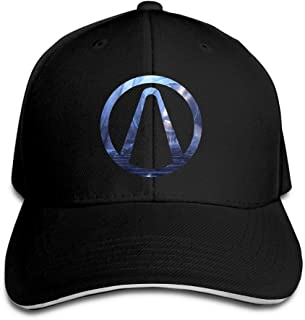 Geneva F Adult The Vault Borderlands Reversed Baseball Hat Black
