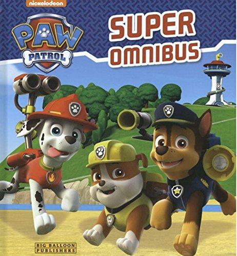 Super Omnibus: De pups redden de Turbots ; De pubs redden poes Cali; Problemen in de jungle; De pups redden Ryders robot: De pups reden en zwembad