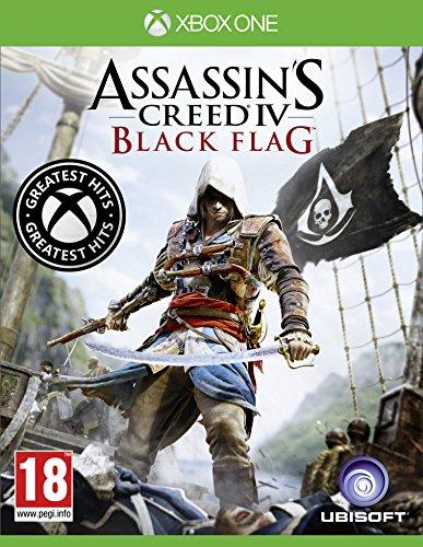 Assassins Creed 4 Black Flag Greatest Hits (Xbox One) - [Edizione: Regno Unito]