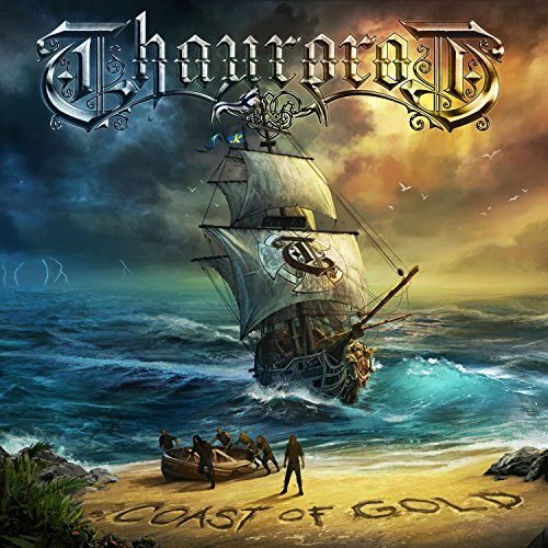 Thaurorod: Coast of Gold (Audio CD (Digipack))