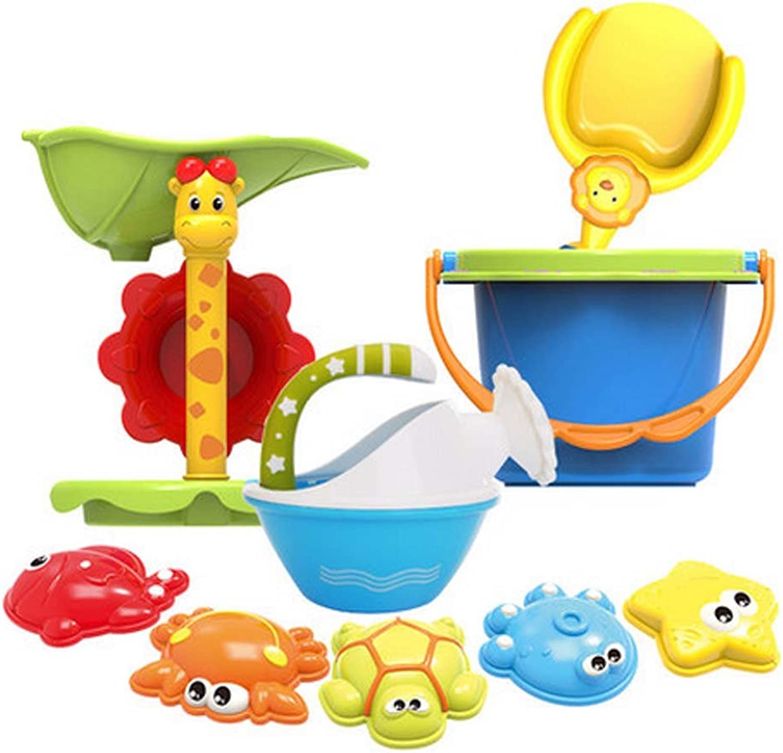 9 Sets Of Kids   Baby Water Bucket Pot Water Tools