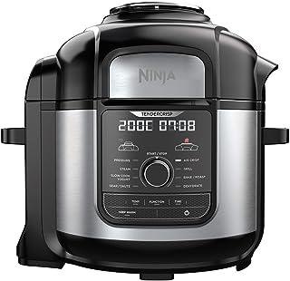 Ninja Foodi MAX [OP500EU] Multicuiseur 9-en-1, Technologie TenderCrisp, 7,5 L, 1760W, Noir (touches et commandes du produi...