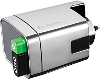 Sloan Valve EBV550A Dual Flush Side Mount