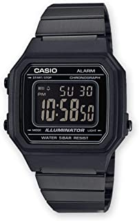 Casio Casual Watch Digital Display Quartz for Men B650WB-1BEF