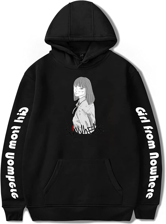 SIDULSOP Unisex TV series & movies Girl from Nowhere NANNO Hoodie Sweatshirt Pullovers Hooded hoodies For Adult/Yonth