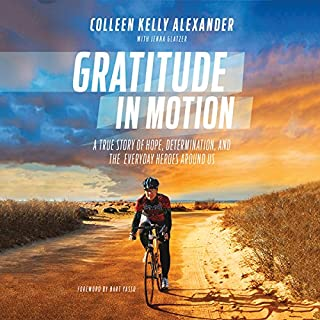 Gratitude in Motion audiobook cover art