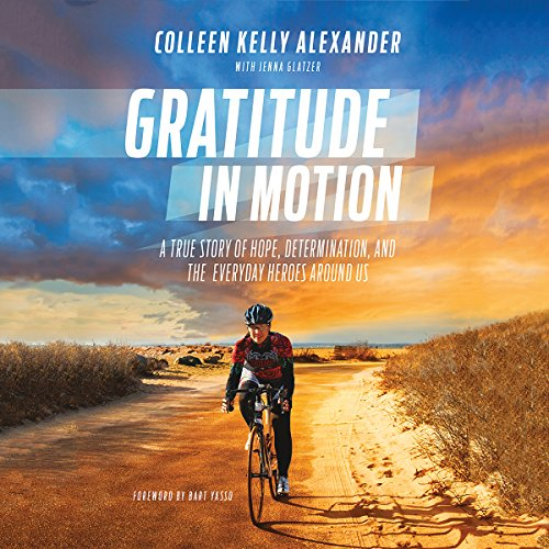 Gratitude in Motion audiobook cover art