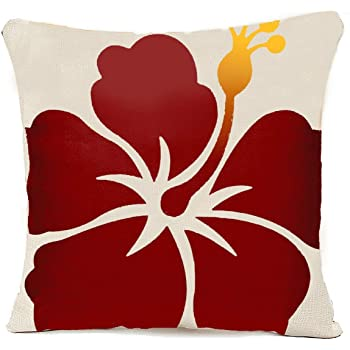 tropical home decor items amazon com zhongh floral hawaii hawaiian hibiscus flowers on  hawaii hawaiian hibiscus flowers
