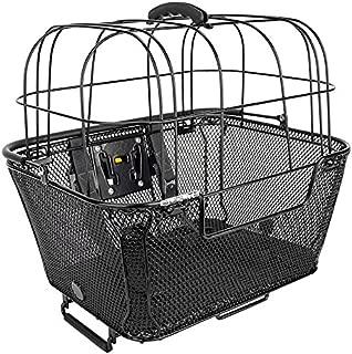 Sunlite RackTop/Handlebar pet Friendly QR Basket, 15.7 x 16.9 x 12