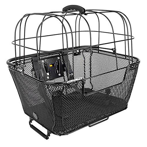 SUNLITE RackTop/Handlebar pet Friendly QR Basket