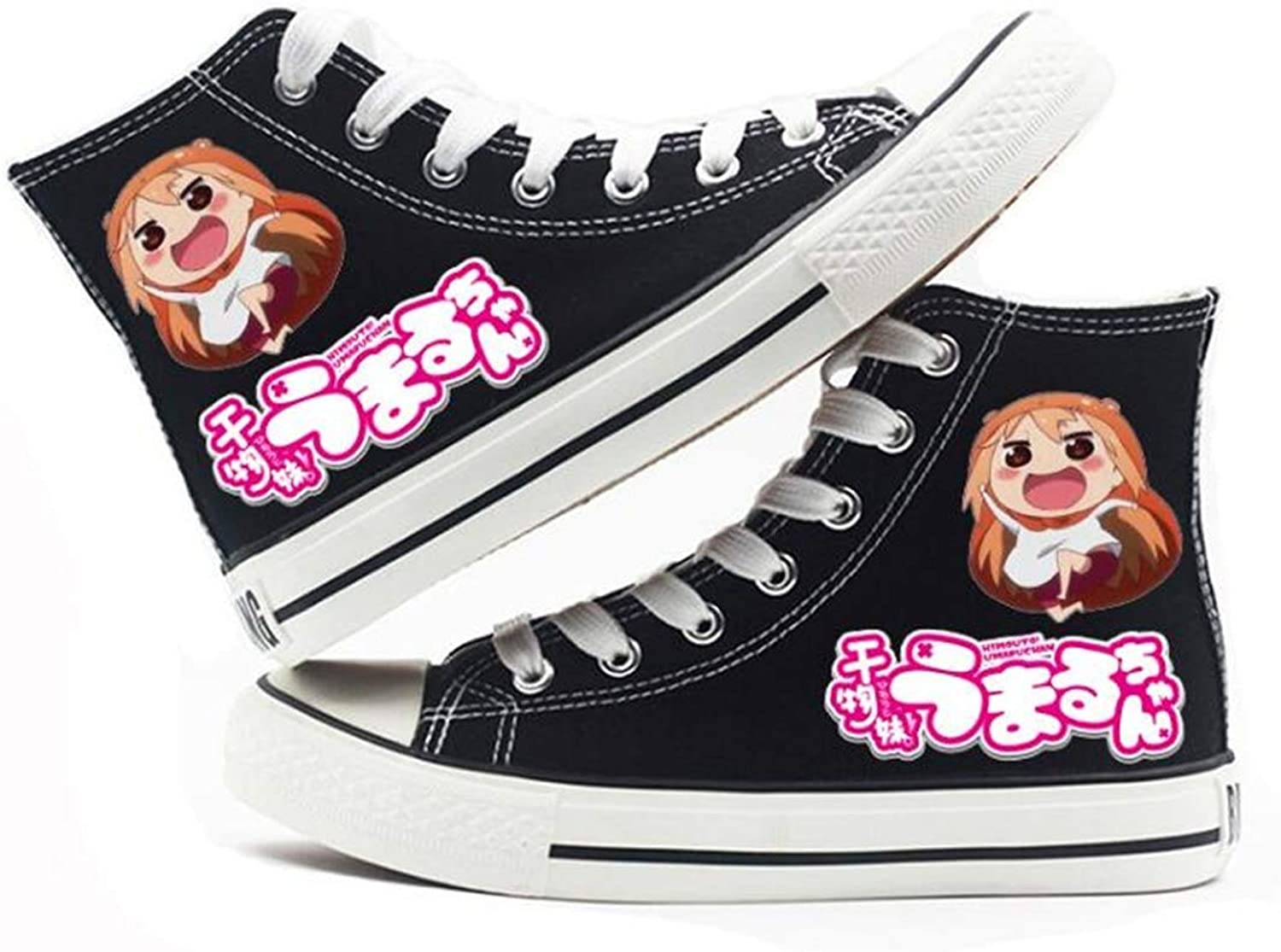 GO2COSY Anime Himouto  Umaru-chan Cosplay Sneakers Canvas shoes Womens' Size