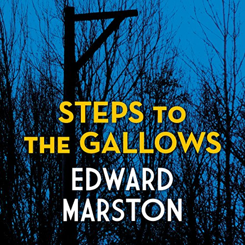 Steps to the Gallows audiobook cover art