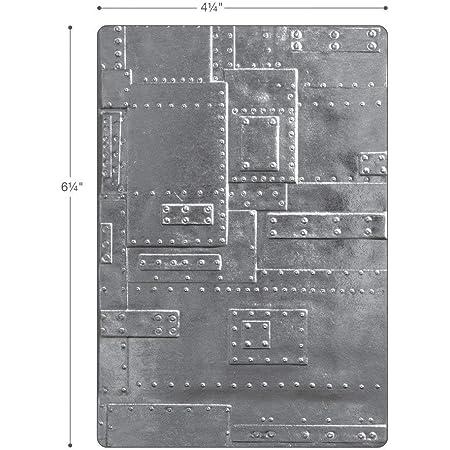 Carabelle Studio Embossing Folder Carpeta De Estampaci/ón Plantilla D/ígito Y N/úmero 10,8 x 14,6 x 0,11 cm