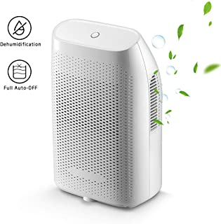 SIX by SIX Dehumidifiers for Home Mini Electric,2000ml Capacity up to(269 sq.ft) Quietly Auto Shut-Off Portable Small Dehumidifiers for Basements Bedroom,Bathroom,RV,Baby Room,Closet