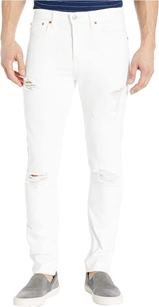 Marshmallow Burnout Destructed Stretch