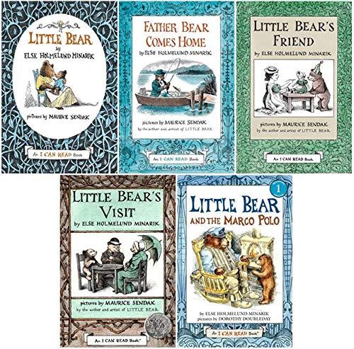 Little Bear Book Set