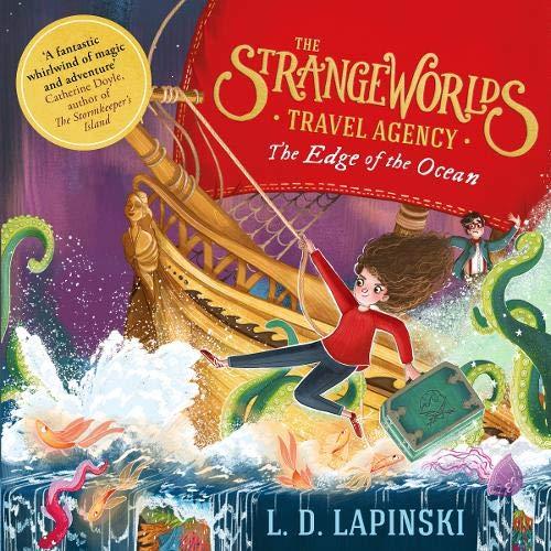 The Strangeworlds Travel Agency: The Edge of the Ocean cover art