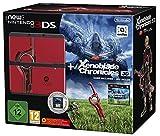 Console New Nintendo 3DS - noir + Coque Xenoblade Chronicles pour New Nintendo 3DS +...