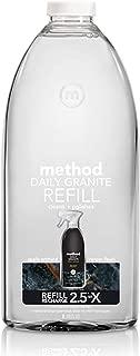 Method - Daily Granite Cleaner + Polisher Refill Apple Orchard - 2 Liter