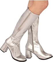 Silver GoGo Boot for Adults