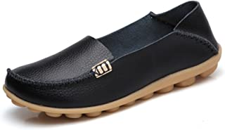 VenusCelia Womens Natural Comfort Walking Flat Loafer