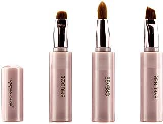 Jane Iredale Snappy Brush Wand (Crease Brush+Smudge Brush+Eyeliner Brush) 3pcs