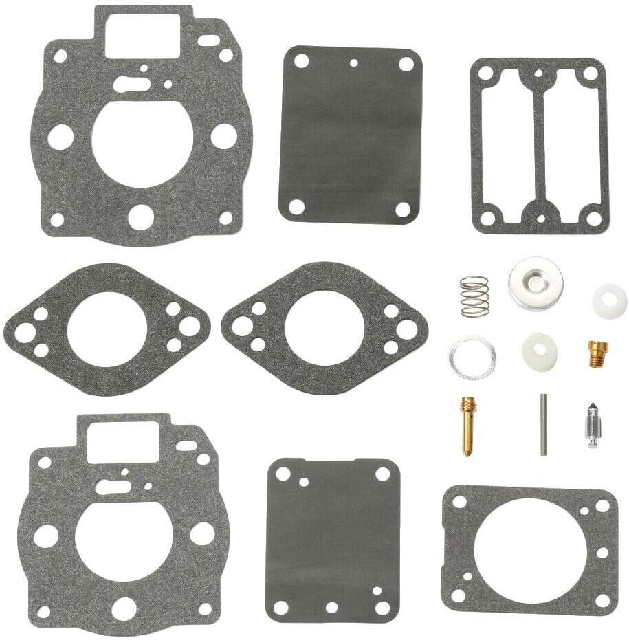 Indianapolis Mall 693503 Max 57% OFF Carburetor Repair Kit For 422432 42E777 42D777 42E707