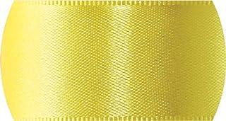 Fitas Progresso CF001-242 Fita de Cetim, 07 mm, 10 m, Amarelo Canário