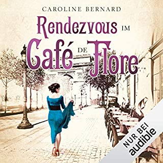 Rendezvous im Café de Flore                   Autor:                                                                                                                                 Caroline Bernard                               Sprecher:                                                                                                                                 Chris Nonnast                      Spieldauer: 11 Std. und 34 Min.     118 Bewertungen     Gesamt 4,4