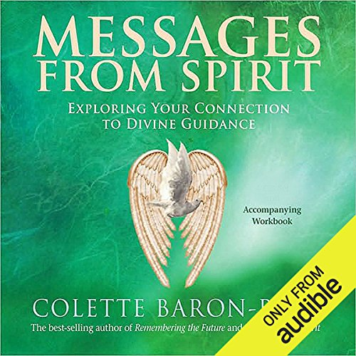 Messages from Spirit audiobook cover art