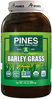 Pines Barley Grass Powder, 24 oz.