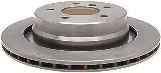 ACDelco 18A1668A Advantage Non-Coated Front Disc Brake Rotor