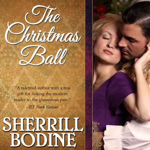 The Christmas Ball audiobook cover art