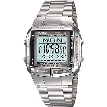 [カシオ] 腕時計 データバンク DB-360-1AJF シルバー