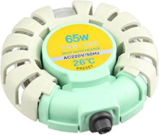 D@Qyn Acquario Tartaruga Calefactor Rod Termostato Piccolo Mini Breve Duracion De Espionaje A Prueba De Caldo, 65W