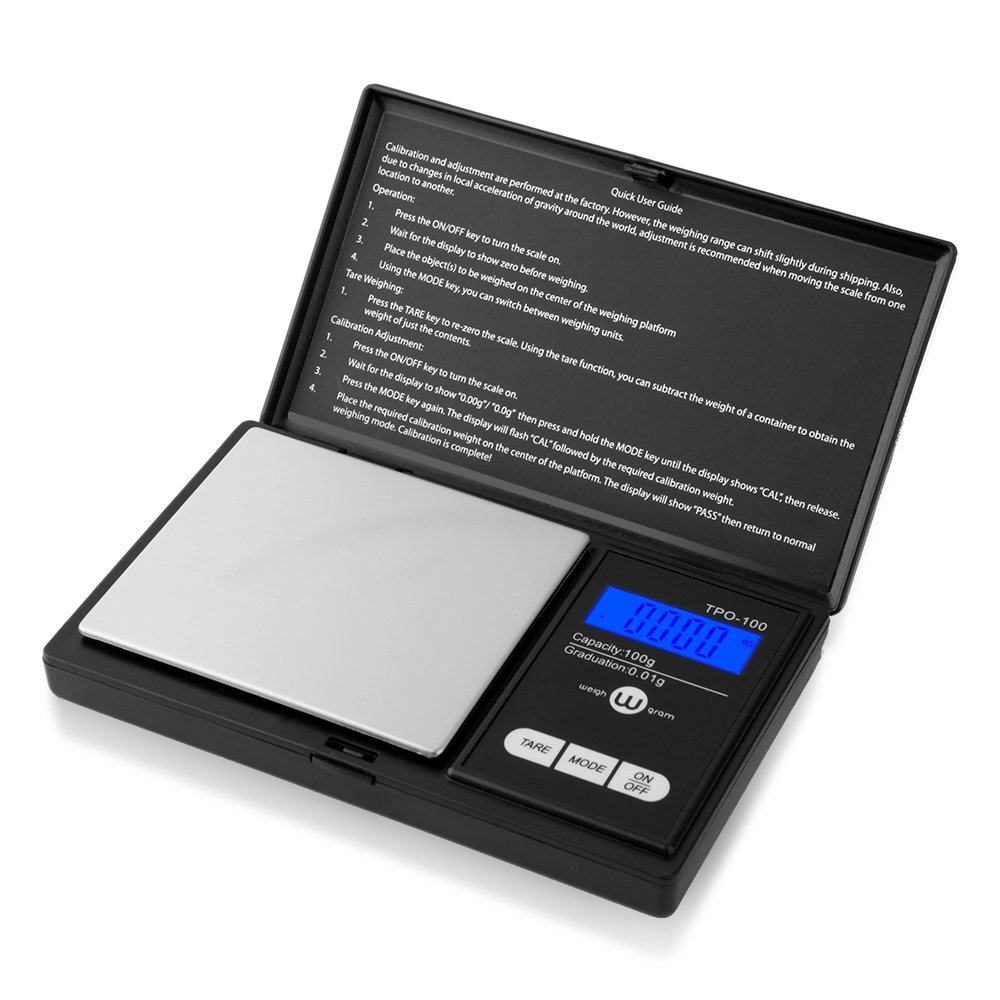 Weigh Gram Scale Digital Max mart 70% OFF Pocket 100g by 0.01g
