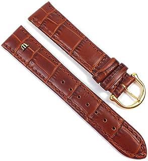 Maurice Lacroix ML-21607-18G - Correa para reloj, piel, color marrón