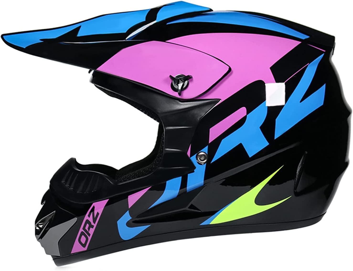 ZRN Youth Clearance SALE! Limited time! Motocross Off Limited price Road Motorcycle Street Un Helmet