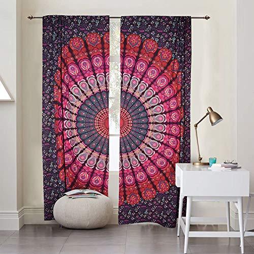 cortina mandala fabricante GANESHAM