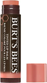Burt's Bees Tinted Lip Balm - Zinnia By Burts Bees for Women - 0.15 Oz Lip Balm, 0.15 Oz