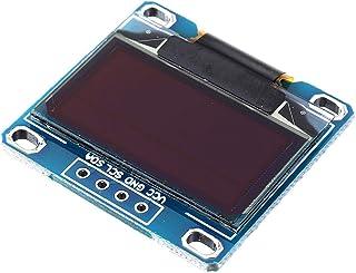 0.96 Inch OLED I2c IIC LCD Screen Module + F-F Line 12864 128x64 Display Module for A-r-d-u-i-n-o - products that work wit...