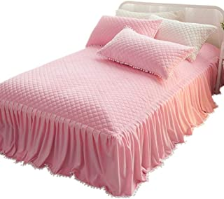 different types of bed skirts