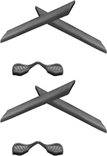 2 Pair Replacement Earsocks & Nosepieces Kits for Oakley RadarLock Path - More Options