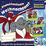 Benjamin Blümchen Weihnachts-Box