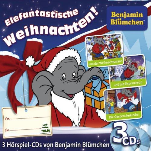 Benjamin Blümchen Weihnachts-Box Titelbild