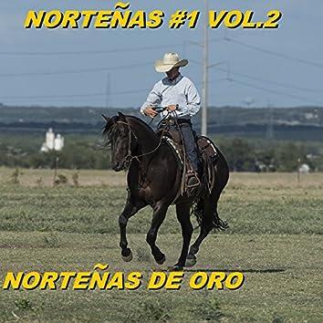 Norteñas #1 Vol.2