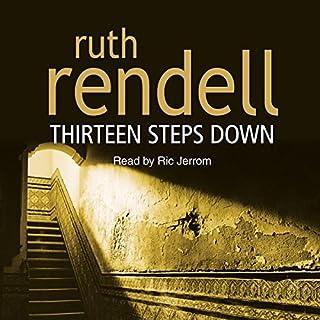 Thirteen Steps Down audiobook cover art