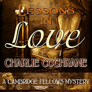 Lessons in Love audiobook cover art