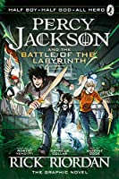 The Battle of the Labyrinth: The Graphic Novel (Percy Jackson Book 4) (Percy Jackson 4)