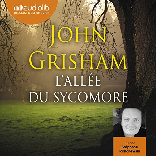 L'Allée du sycomore audiobook cover art
